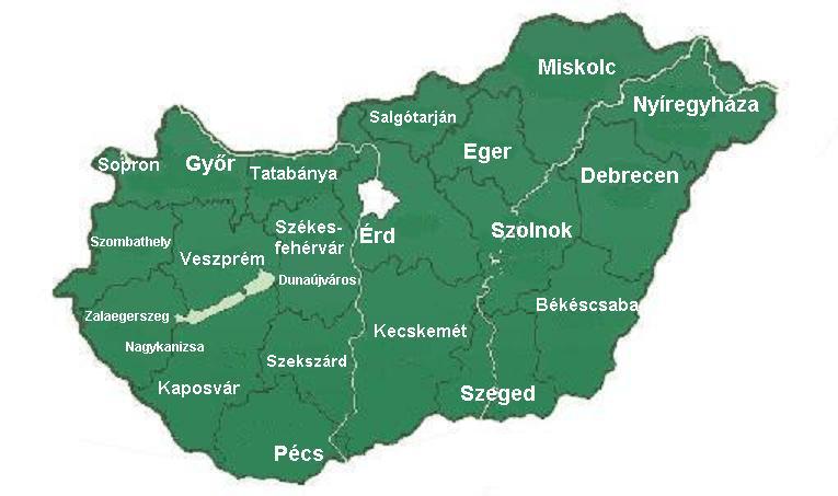 magyarország térkép eger KÖBE Közép európai Kölcsönös Biztosító Egyesület EGER EASY 1 magyarország térkép eger